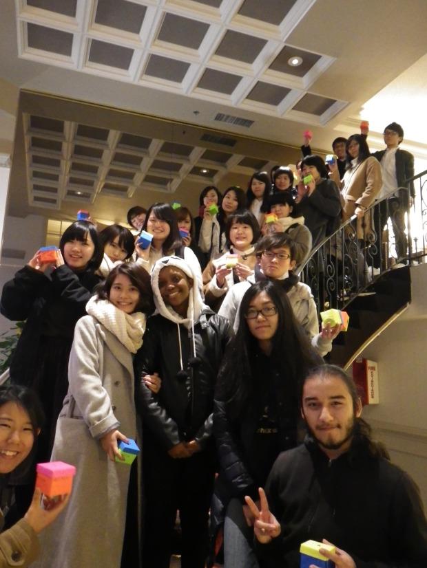 Shikoku with gifts.JPG